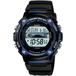 Casio Men's Core WS210H-1AV Black Resin Quartz Watch with Digital Dial|https://ak1.ostkcdn.com/images/products/9196921/P16369354.jpg?impolicy=medium