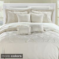 Copper Grove Portapique Pleated Contemporary 8-piece Comforter Set