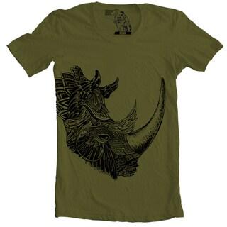 Men's Cotton Rhino Chief T-Shirt