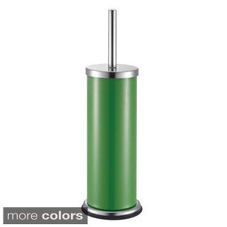 Powder-coated Toilet Brush Holder with Brush