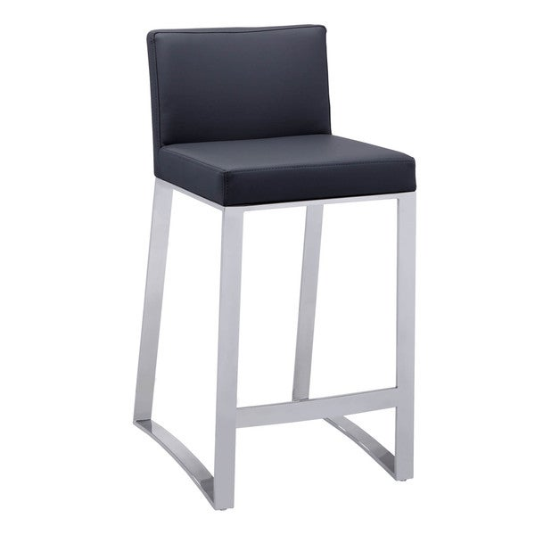 Sunpan Ikon Architect Cushioned 26 Quot Counter Stool Free