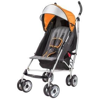 Summer Infant 3D Lite Convenience Stroller in Tangerine