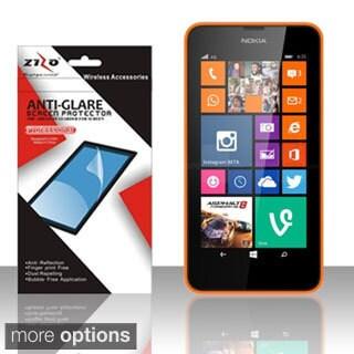 INSTEN Clear/ Anti-glare Fingerprint Free Screen Protector for Nokia Lumia 635