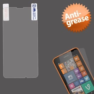 INSTEN Clear Matte Anti-grease Scratch Free Screen Protector for Nokia Lumia 635