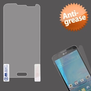 INSTEN Clear Matte Anti-grease Fingerprint Free LCD Screen Protector for LG L90