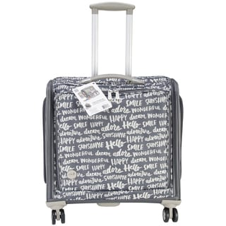 360 Crafter's Rolling Bag-18inX20inX12in Charcoal