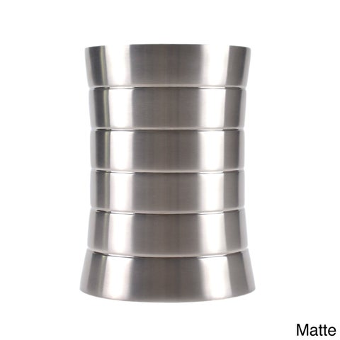 5-liter Stainless Steel Trash Can