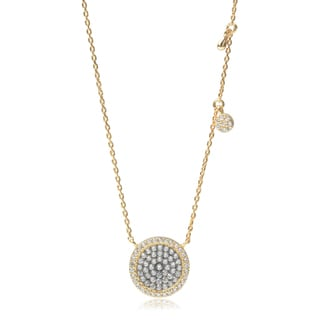Journee Collection Cubic Zirconia Pendant Necklace