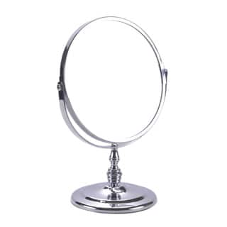 Round Chrome-plated Countertop/ Vanity Mirror|https://ak1.ostkcdn.com/images/products/9198727/P16370678.jpg?impolicy=medium