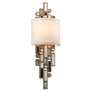 Corbett Lighting Dolcetti 1-light Silver Wall Sconce