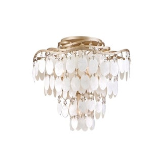 Link to Corbett Lighting Dolce 4-light Champagne Semi-Flush Similar Items in Semi-Flush Mount Lights