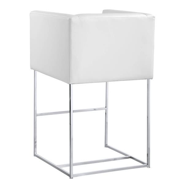 Super Shop Sunpan Club Agency Grey Contemporary Bar Stool Free Caraccident5 Cool Chair Designs And Ideas Caraccident5Info