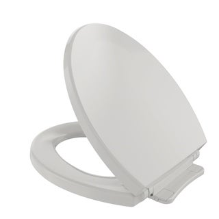 Toto Colonial White Round Soft-close Toilet Seat