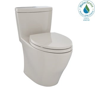 Toto Aquia Bone One-piece Toilet