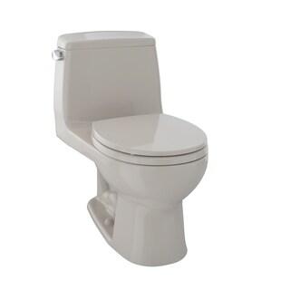 Toto Ultimate One-Piece Round Bowl 1.6 GPF Toilet MS853113#03 Bone