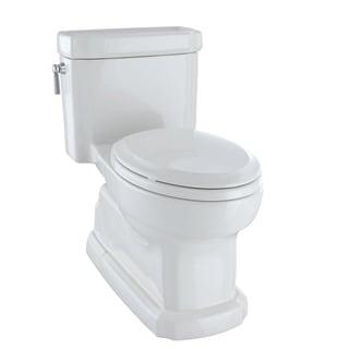 Toto Eco Colonial White One-piece Toilet