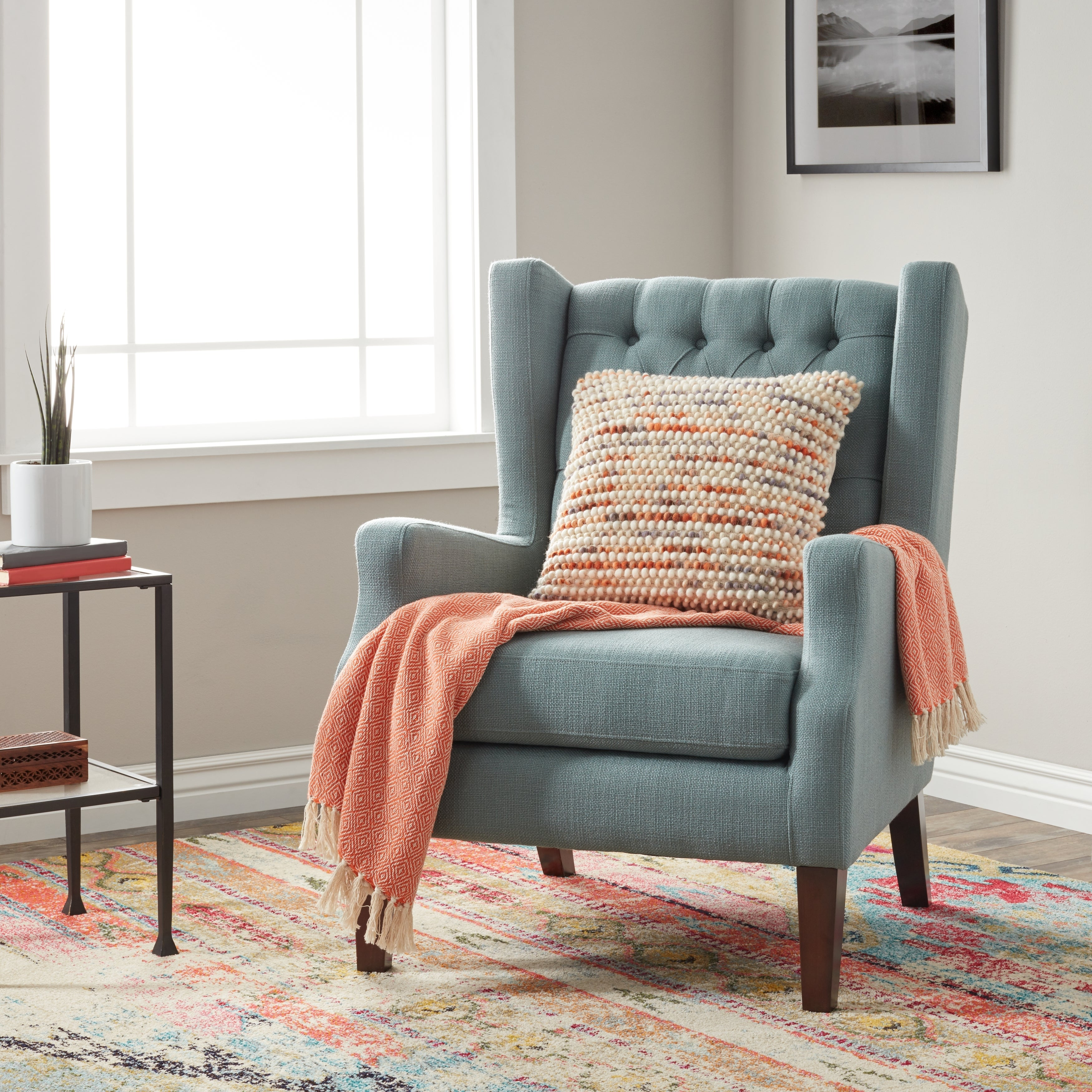 Superbe Clearance. Stones U0026 Stripes Maxwell Lillian Wing Chair