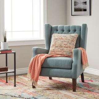 wingback chairs living room furniture - shop the best brands today