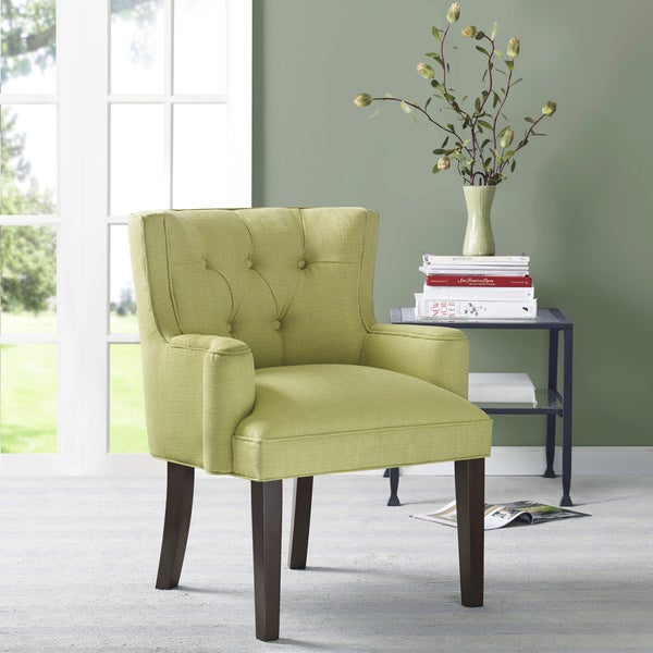 Margo Light Green Tufted Back Accent Chair  Margo Light Green Tufted Back Accent  Chair Free. Lease Accent Chairs Chicago   cpgworkflow com