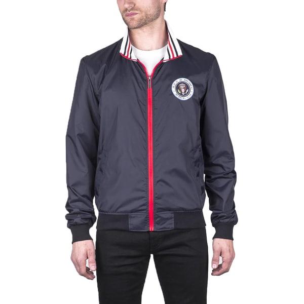 Men's Presidential Bomber Jacket