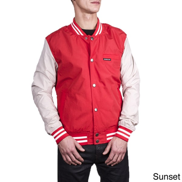 Men's 'Summer Varsity' Two-tone Jacket