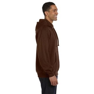 Men's Organic/ Recycled Pull-over Hoodie