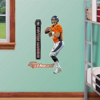 Fathead Jr. Peyton Manning Wall Decals