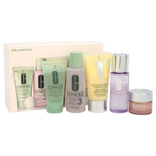 Clinique Daily Essentials Combination To Oily 5-piece Kit