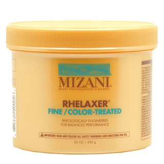 Mizani Rhelaxer Fine/ Color Treated Hair 30 oz. Relaxer