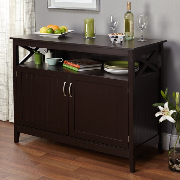 Simple Living Southport Dining Buffet - Free Shipping ...