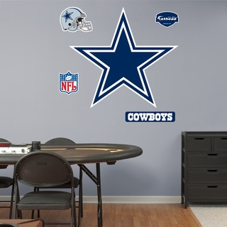 Fathead Dallas Cowboys Logo Wall Decals