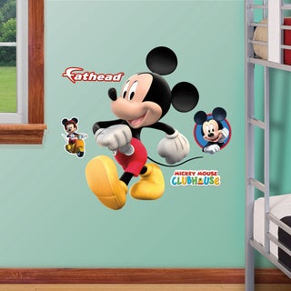 Fathead Jr. Mickey Mouse Wall Decals