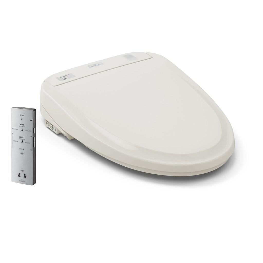 Toto Washlet® S350e Elongated Toilet Seat SW584#12 Sedona...