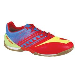 Men's Diadora DD-NA 3 R ID Soccer Shoe Brilliant Blue/Fiery Red