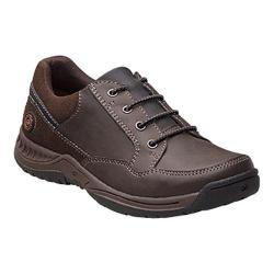 Boys' Nunn Bush Horicon Jr. Oxford Brown Leather