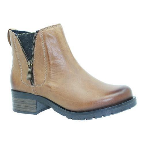 Women's Dromedaris Kelyn Ankle Boot Saddle Leather