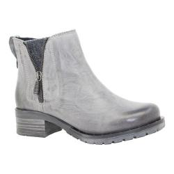 Women's Dromedaris Kelyn Ankle Boot Slate Leather