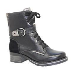 Women's Dromedaris Kimi Boot Black Leather