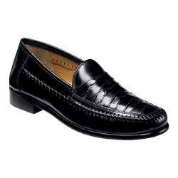 Men's Brass Boot Napoli Black Buffalo Calf Leather