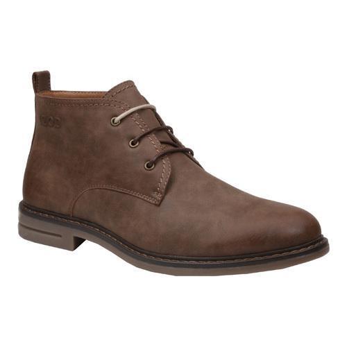 IZOD Men's Boots Cally Brown Bridge