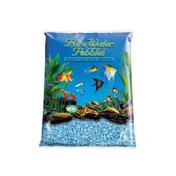 PW 5-pound Pebble Color Heavenly Blue (Pack of 6)