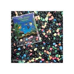 Pw Pebble Color Mix Black Beauty 5lb 6pk