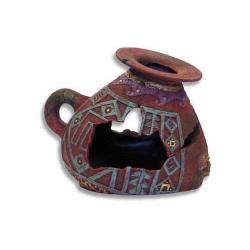 Resin Ornament - Incan Vase Small