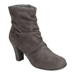 Women's Aerosoles Good Role Ankle Boot Grey Fabric