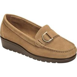 Women's Aerosoles Parisian Loafer Taupe Suede