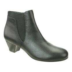 Women's David Tate Culver Black Pebble Grain