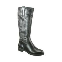 Women's David Tate Quest Black Woven Polyurethane