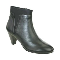 Women's David Tate Vivian Black Lambskin