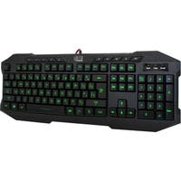 Adesso EasyTouch135 - 3-Color Illuminated Gaming Keyboard