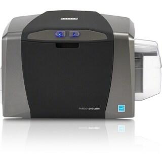 Fargo DTC1250e Single Sided Dye Sublimation/Thermal Transfer Printer